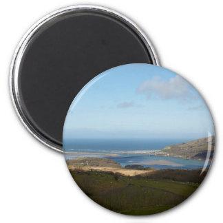 Wales Coast Magnet