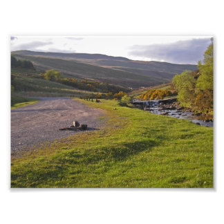 Wales Countryside Photo Print