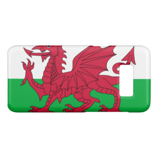 Wales flag Case-Mate samsung galaxy s8 case
