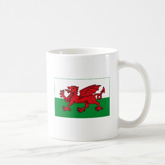 Wales Flag (light) Mug