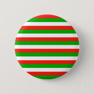 wales flag stripes 2 inch round button