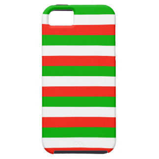 wales flag stripes iPhone 5 case