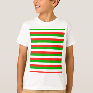 wales flag stripes T-Shirt