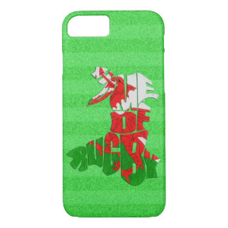 Wales Home of Rugby Mobile Case