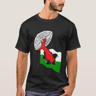 Wales six nations grand slam 2012 T-Shirt