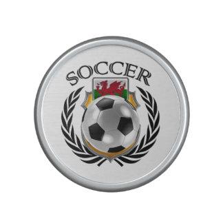 Wales Soccer 2016 Fan Gear Speaker