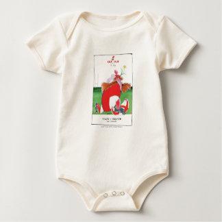 wales v england balls - from tony fernandes baby bodysuit