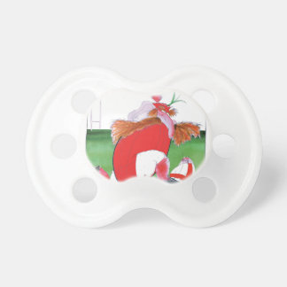 wales v england balls - from tony fernandes baby pacifier
