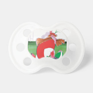 wales v ireland rugby balls by tony fernandes baby pacifiers