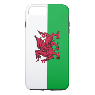 Wales Welsh Dragon Flag iPhone 8 Plus/7 Plus Case