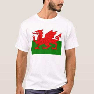 Wales  Welsh flag T-Shirt