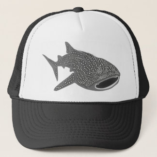 walhai wal hai whale shark animal t-shirt scuba trucker hat