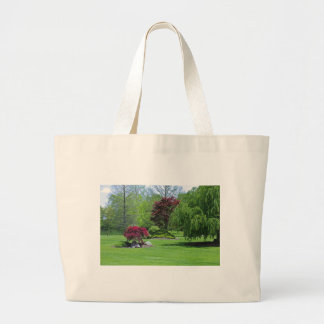 Walk a Wicked Waltz Large Tote Bag