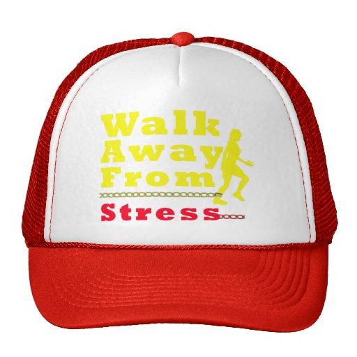 Walk Away From Stress Hat