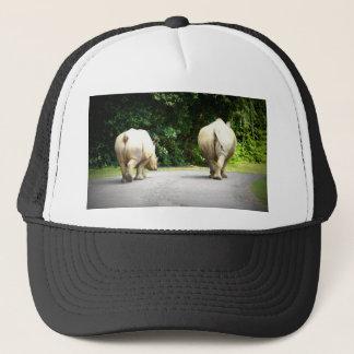 Walk Away Trucker Hat
