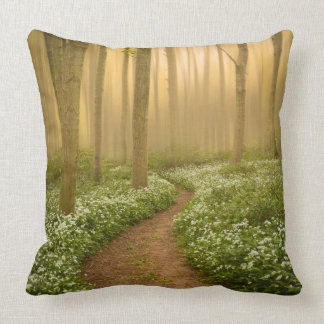 Walk in the Woods Cushion/Pillow Throw Pillow