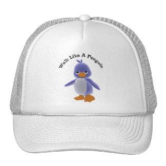 Walk Like A Penguin Hat