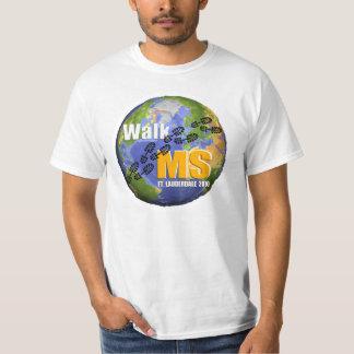 Walk MS 2010 T-Shirt