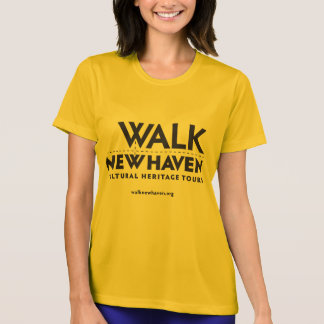 Walk New Haven T-Shirt
