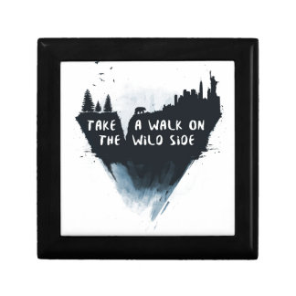 Walk on the wild side gift box
