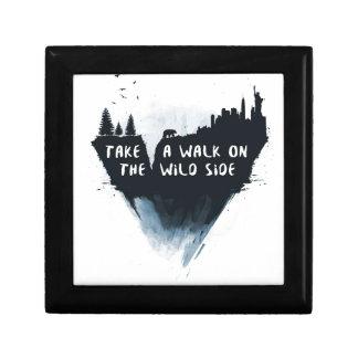 Walk on the wild side gift box