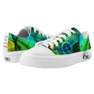 Walk on time Low-Top sneakers