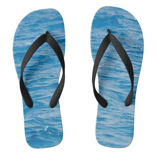 Walk on Water Flip Flops