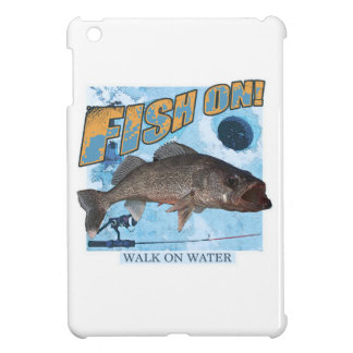 Walk on water walleye cover for the iPad mini