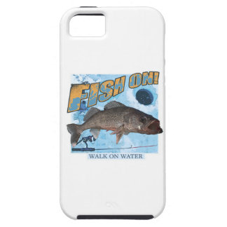 Walk on water walleye iPhone 5 cases