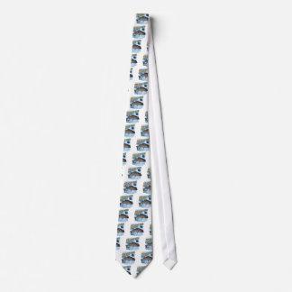 Walk on water walleye tie