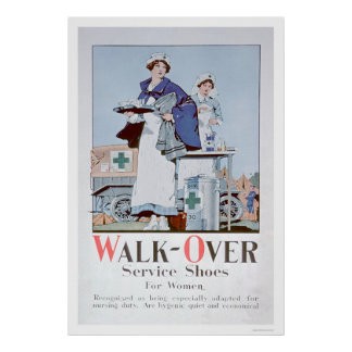 Walk-Over Service Shoes (US00099) Poster
