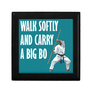 Walk Softly Bo Gift Box