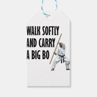 Walk Softly Bo Gift Tags