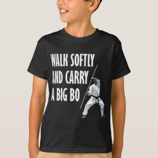 Walk Softly Bo T-Shirt