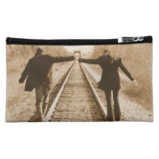 Walk the Rails Together - Hand Bag