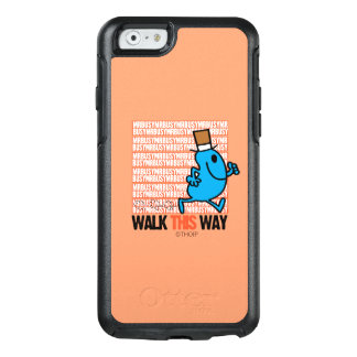 Walk This Way OtterBox iPhone 6/6s Case