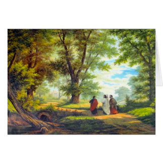 Walk to Emmaus Card