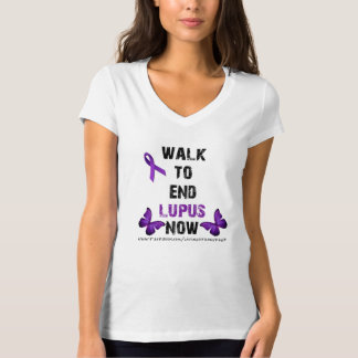 Walk To End Lupus Now T-Shirt