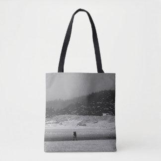 Walk Together Tote Bag