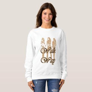 walk way sweatshirt