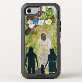 """""""Walk With Christ"""" OtterBox Apple iPhone 6/6s"""