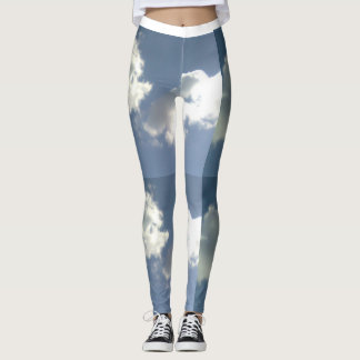 WALK WITH CLOUDS LEGGINGS