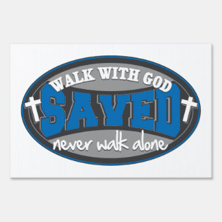 Walk With God(Blue)