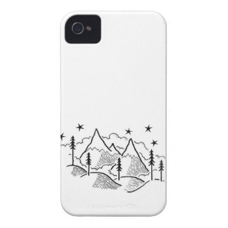 walk with level iPhone 4 Case-Mate cases