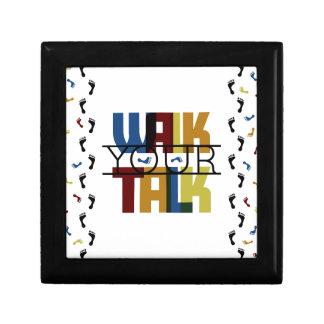 Walk Your Talk #1 Gift Box