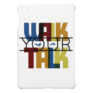 Walk Your Talk #1 iPad Mini Case