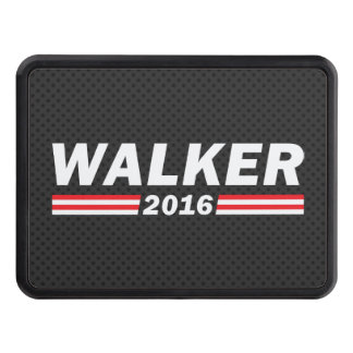 Walker 2016 (Scott Walker) Trailer Hitch Covers