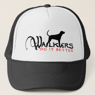 WALKER COON HOUND TRUCKER HAT