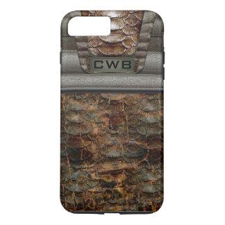 Walker Hiker Monogram iPhone 7 Plus Case
