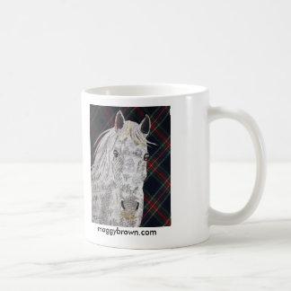Walker Horse custom collage Coffee Mug